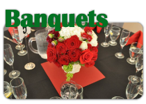 local banquets at Magruders